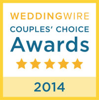 Stephen Scott Professional Entertainment - Couples' Choice Award 2014