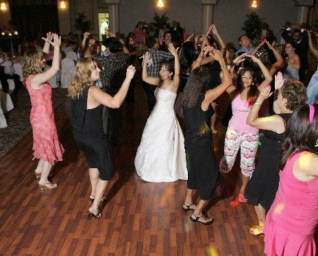 Let Stephen Scott DJ your wedding reception